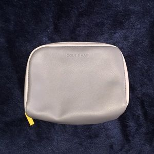 Cole Haan cosmetic bag